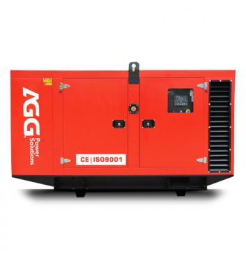 Дизельная электростанция DE165D5 в кожухе