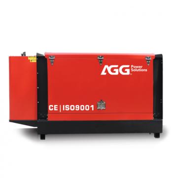 Дизельная электростанция AF16.5D5 в кожухе