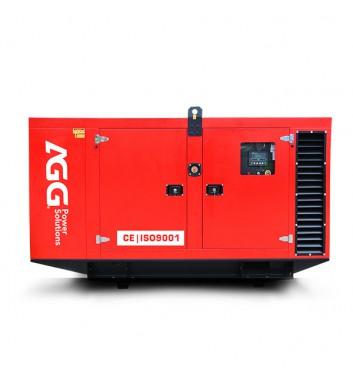 Дизельная электростанция DE55D5 в кожухе