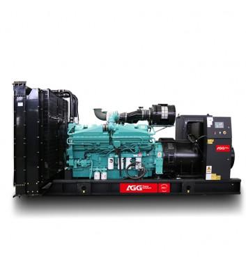 Дизельная электростанция C2500E5A открытая