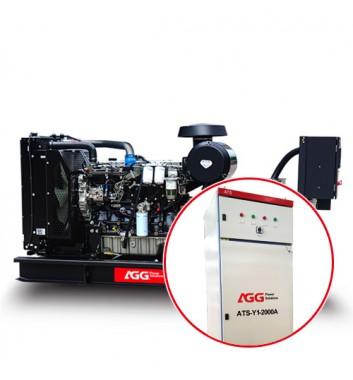 Дизельная электростанция P1000D5 открытая c АВР