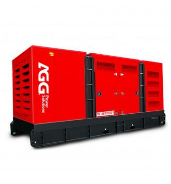 Дизельная электростанция P2500D5 в кожухе